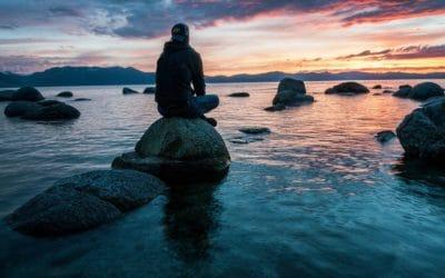Was ist dran an dieser Achtsamkeit und wieso leben wir in einer stressigen Zeit?