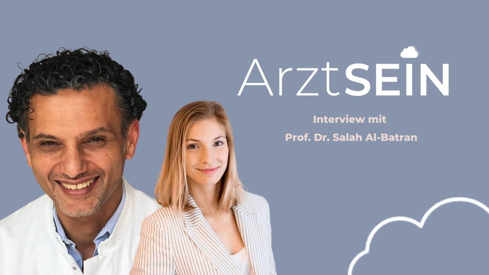 Prof. Dr. Al-Batran im Interview