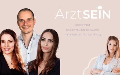 Interview mit Dr. Donya Gilan, Dr. Isabella Helmreich und Markus Müssig – Wie kann Resilienz auf der Arbeit helfen?