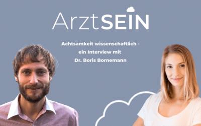 Achtsamkeit wissenschaftlich – ein Interview mit Dr. Boris Bornemann