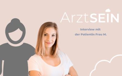 Über Gott und die Welt – Interview mit Patientin Frau M.